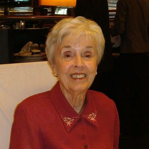 Betty McAleer