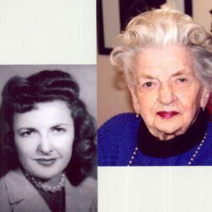 Ruth Mann Obituary Photo