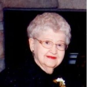 Mrs. Mary Grace Watson Hodge