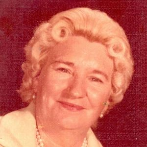 "Helen ""Blondie"" Hawkins Obituary Photo"