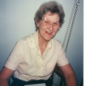 Mrs. Helen  M. (nee Gosnell) Caldwell