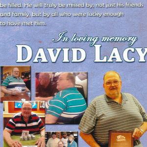 David M Lacy