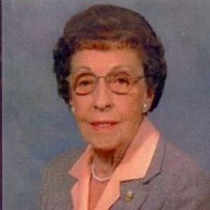 Mrs. Alda McGinnis Atchley