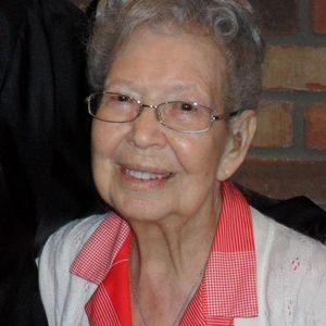 Hazel Berniece Blosser