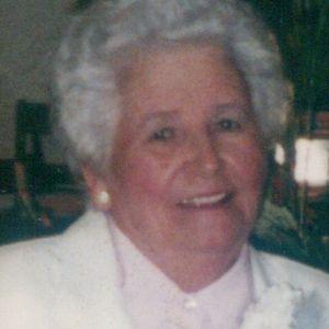Faye Brown Myers Obituary Photo