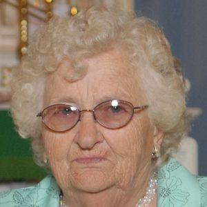 """Mrs. Mildred """"Millie"""" (Haugen) Stewart Obituary Photo"""