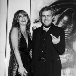 H.R. Giger Obituary Photo
