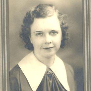 Mrs. Agnes Cubbins Blackwell
