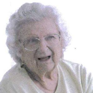 Blanche Spage Obituary Photo