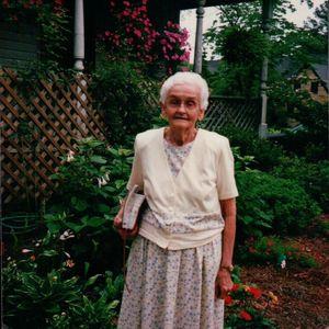 Ruth Jones Knowles Obituary Photo