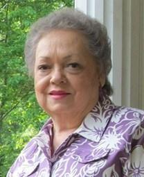 Shirley Bustle Martin Obituary Photo