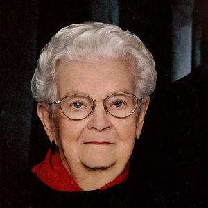Evelyn Anita Reutzel Obituary Photo