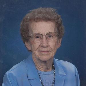 Velma Sophie Erickson
