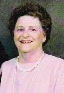Alberta Patin Garrett obituary photo