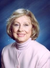 Lessie Lee Litzsinger obituary photo