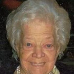 Mary Horn Softley