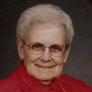 Martha J. McConnell Obituary Photo