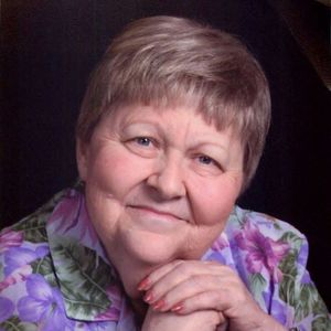 Mrs. Carol Joan Ernst Obituary Photo