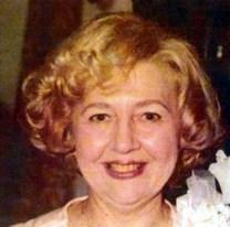 Martha Marie Hymel obituary photo