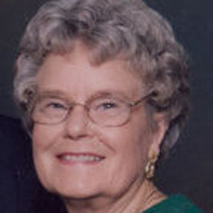 Madge Marie Schaffenburg Wallis Obituary Photo