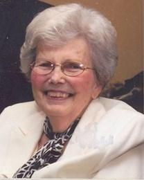 Jewel Claire Merritt obituary photo