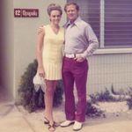 1972 Denny & Charlene in Maui, HI