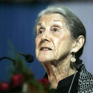 Nadine Gordimer  Obituary Photo