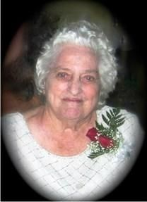 Dorothy Lucille McAlister Foltz obituary photo