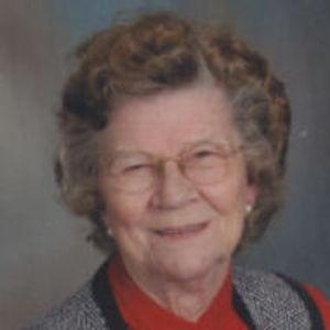 Mrs. Laverne Williamson Stewart