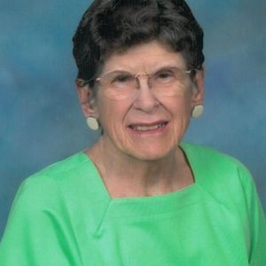 Margery A. Stewart Obituary Photo