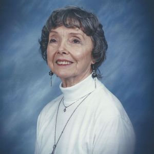 Betty Jean Sloan Obituary Photo