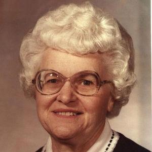 Mrs. Irma Daisy (Painter) Docken Obituary Photo
