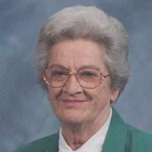 Mrs Iris Hazel Cabe Alderman
