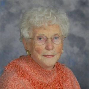 Nerieda Jean Muehlfelder Obituary Photo