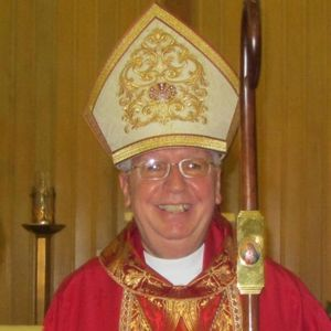 Bishop Cirilo Flores Obituary Photo