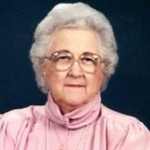 Mary Elizabeth Hudson