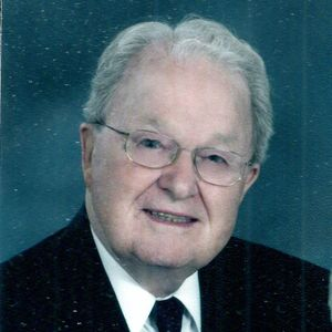 John Whitaker Hughes Obituary Photo