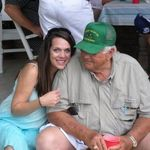 Becca and Grandpa