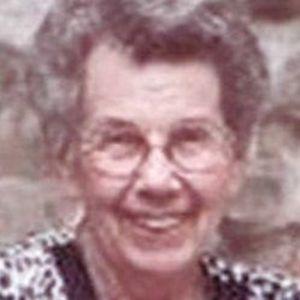 Evelyn M. Bubb