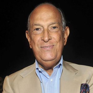 Oscar de La Renta Obituary Photo