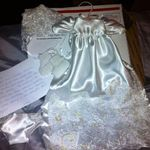 Amelia's gown from Isaiah's Promise