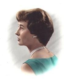 Betty Louise Ulery obituary photo