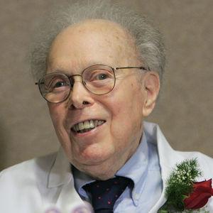 Dr. Denham  Harman Obituary Photo