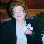 Portrait of Evelyn Agnes Senteio
