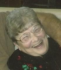 Shirley Lucille Horne Edwards Obituary Photo