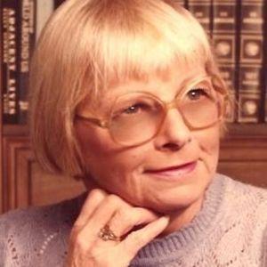 Geraldine Janet Snyder Foltz