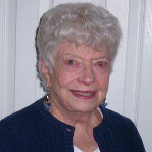 Marjorie A Laux Obituary Photo