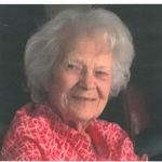 Portrait of Imogene L. Raleigh