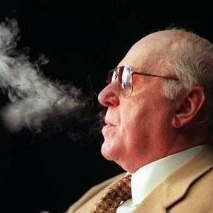 Red Auerbach Obituary Photo