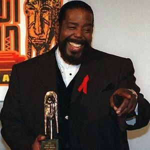 Barry White Obituary Photo